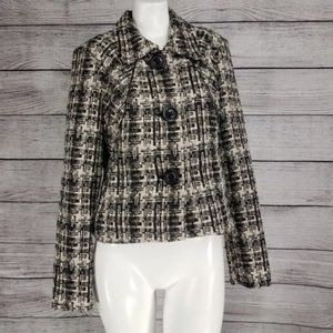Cabi S Corporate Jacket 630 Button up Tweed Blazer